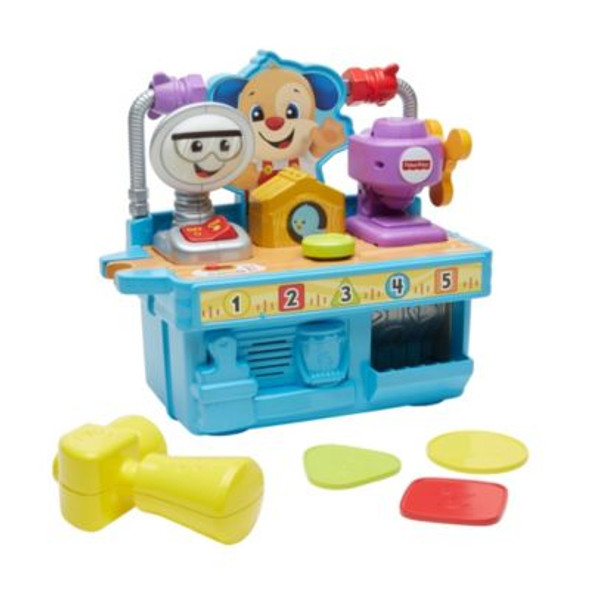 FISHER-PRICE TOOL BENCH