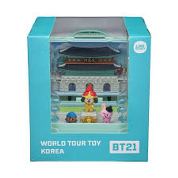 BT21 WORLD TOUR -KOREA