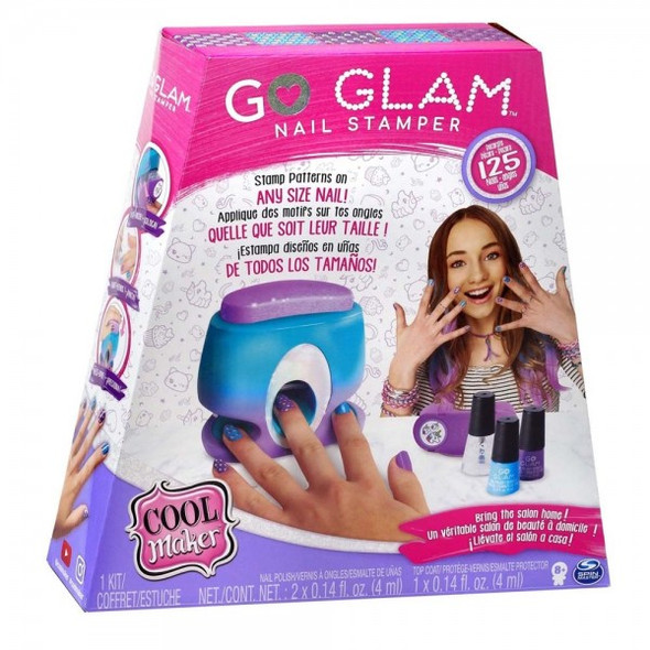 GO GLAM NAIL PRINTER