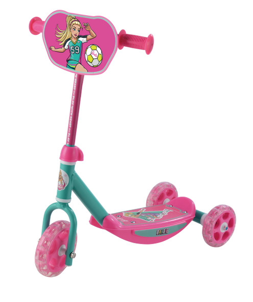 BARBIE TRI-SCOOTER 2020