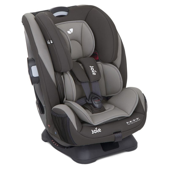 JOIE JOIE EVERY STAGE CAR SEAT, DARK PEWTER