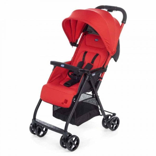 CHICCO OHLALA STROLLER 2- PAPPRIKA