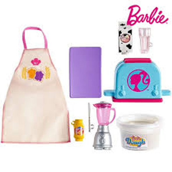 BARBIE CAREER COOK & BAKE ACCESSORIES (RANDOM ASSORTMENT)