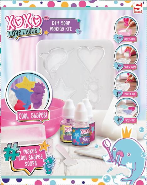 XOXO DIY SOAP MAKING KIT