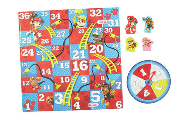 CARDINAL GAMES PAW PATROL ZIP AND LADDER GAME