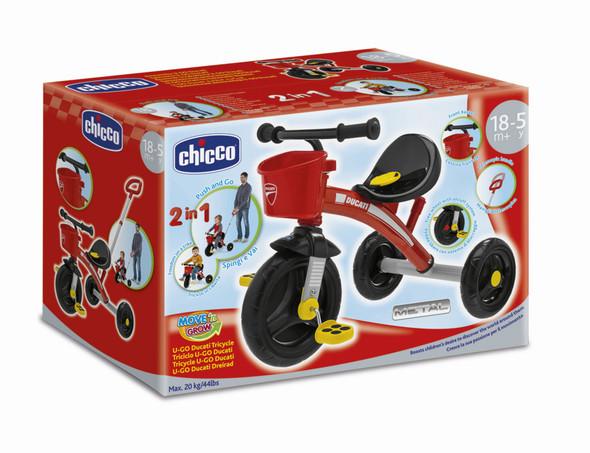 CHICCO U-GO TRIKE DUCATI