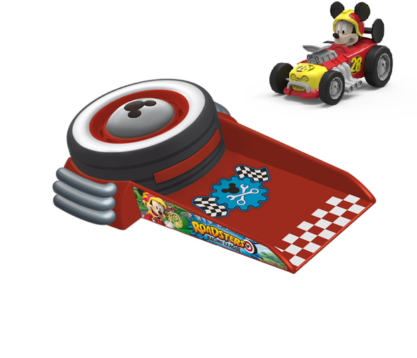 DISNEY ROADSTER RACERS LAUNCHER