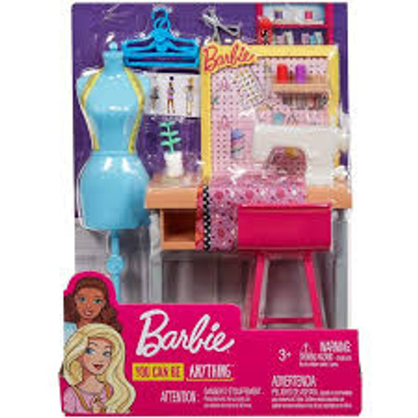 BARBIE CAREER PLACES (RANDOM ASSORTMENT)