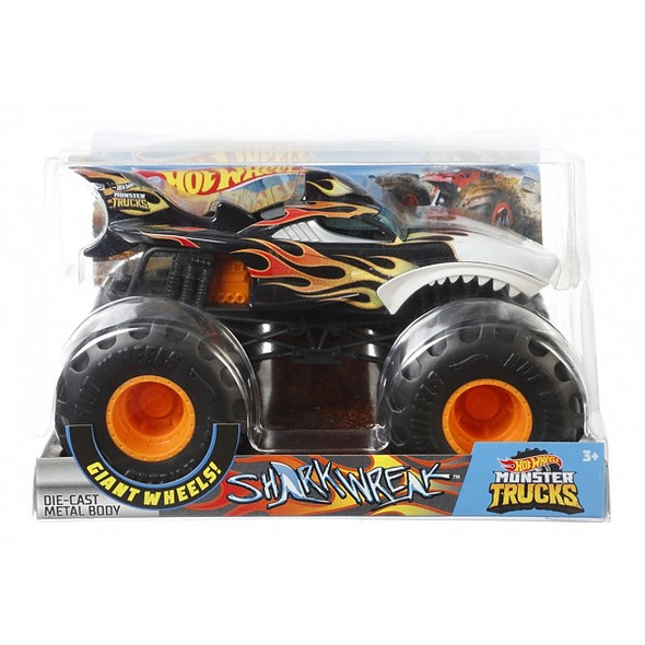 HOT WHEELS MONSTER TRUCKS 1:24 (RANDOM ASSORTMENT)