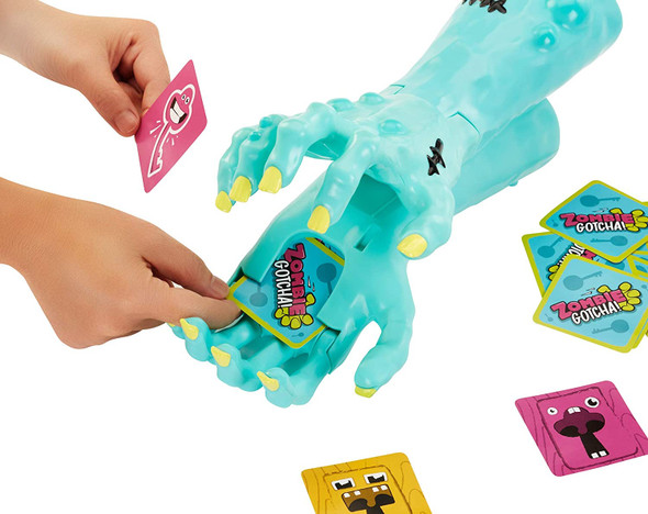 MATTEL GAMES ZOMBIE GOTCHA