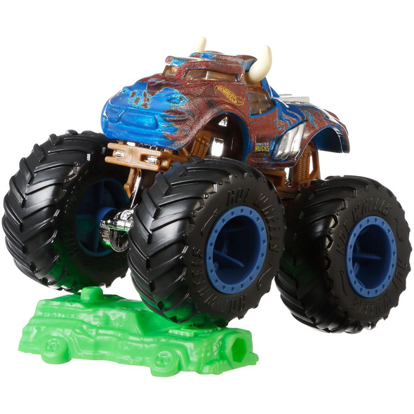 HOT WHEELS MONSTER TRUCKS 1:64 (RANDOM ASSORTMENT)