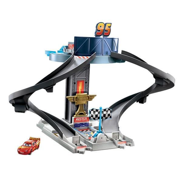 CARS RACING TOWER PLAYSET