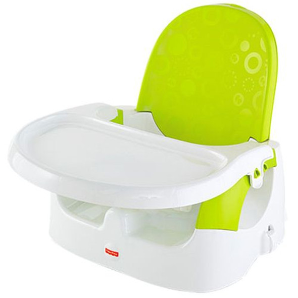 FISHER-PRICE QUICK CLEAN PORTABLE BOOSTER