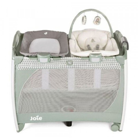 JOIE EXCURSION CHANGE & BOUNCE WITH BASSINET (WILD ISLAND)