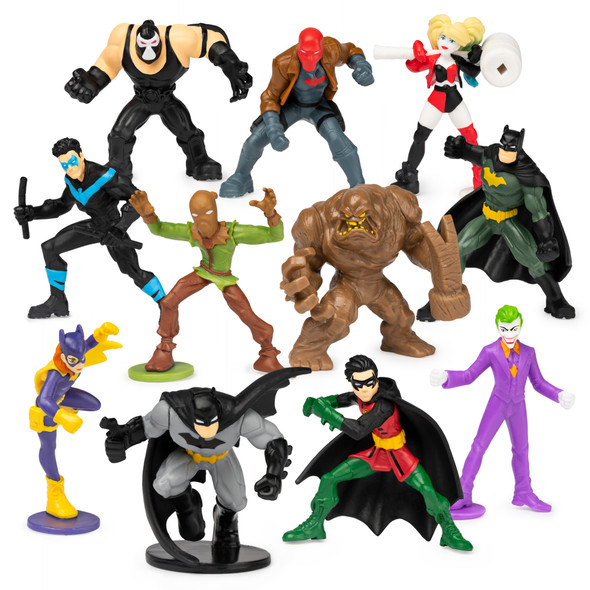 "BATMAN 2"" MINI FIGURE SURPRISE PACK"