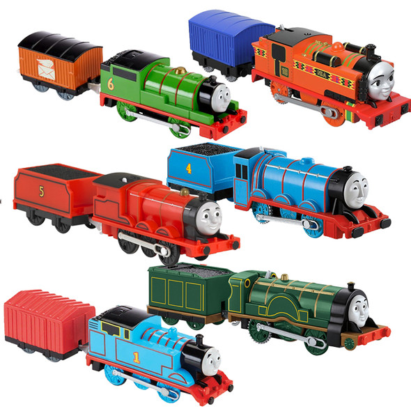 THOMAS & FRIENDS TRACKMASTER BIG TRAINS - CORE CHARACTER (RANDOM ASSORTMENT)
