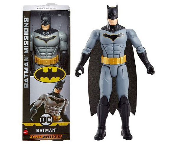 "BATMAN 12"" FIGURE (4 ASSORTMENT)"