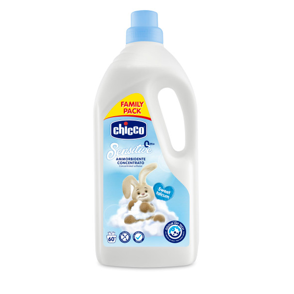 NEW CHICCO LAUNDRY DETERGENT LIQUID 1.5L