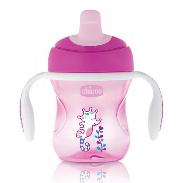 CHICCO TRAINING CUP 6M+GIRL