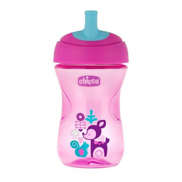 CHICCO ADVANCED CUP 12M+ GIRL
