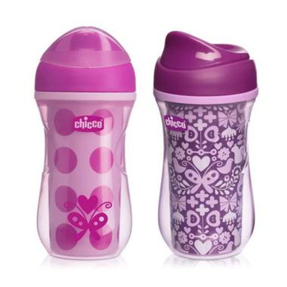 CHICCO ACTIVE CUP 12M+ GIRL