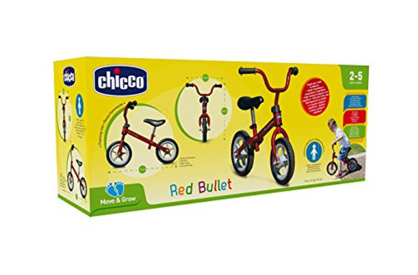 CHICCO RED BULLET FIRST BIKE