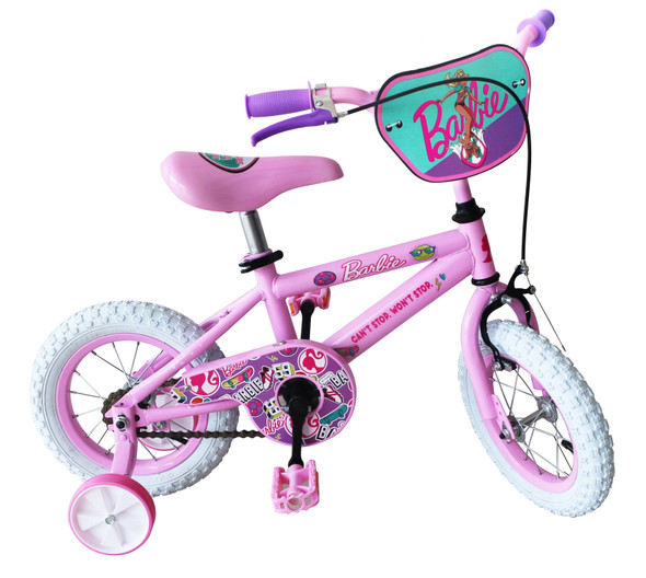 "BARBIE BIKE 12"" -NEW"
