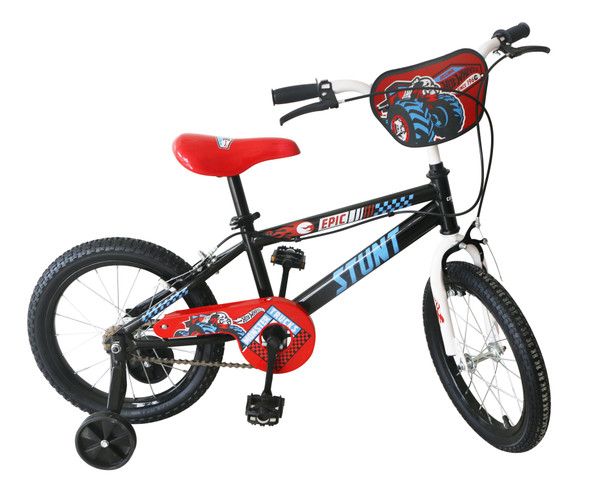 "HOT WHEELS 16"" BIKE -NEW"