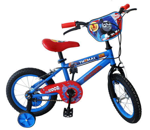 "THOMAS & FRIENDS 14"" BIKE -NEW"