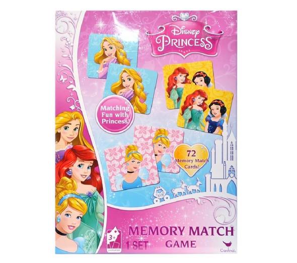 CARDINAL GAMES PRINCESS MEMORY MATCH