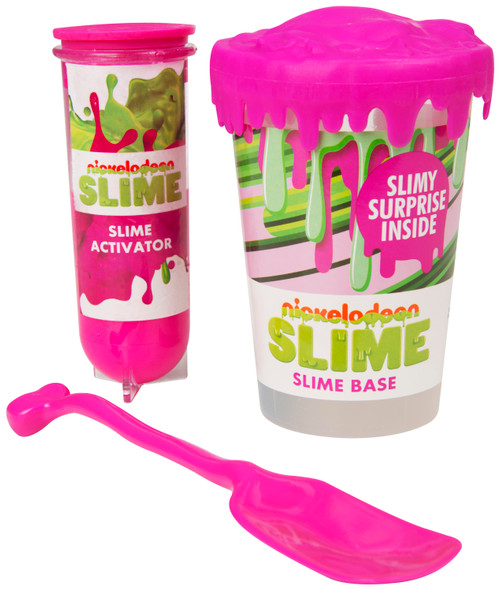 NICKELODEON MAKE YOUR OWN SLIME SET ASSORTED