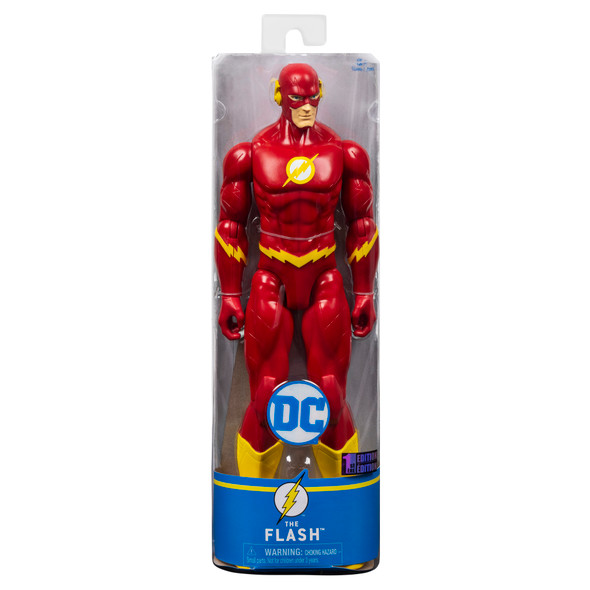 "DC 12"" FIGURE - FLASH"