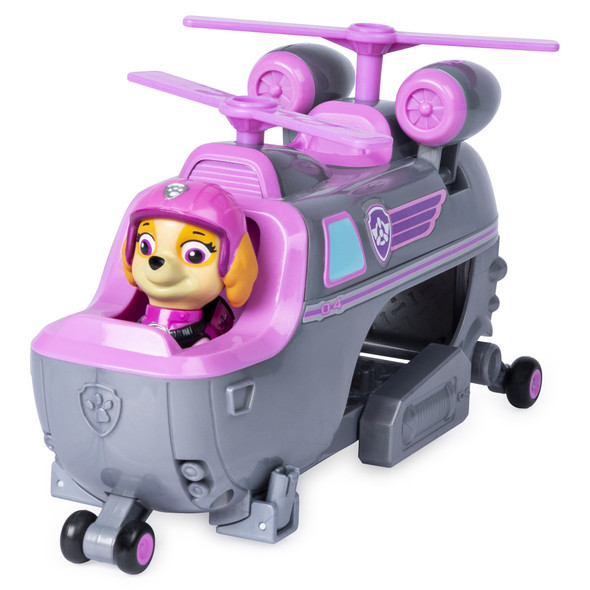 PAW PATROL THEMED VEHICLES - RESCUE VEHICLE SKYE