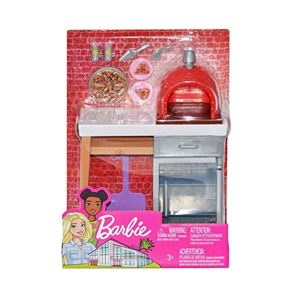BARBIE OUTDOOR ACCESSORIES (RANDOM ASSORTMENT)