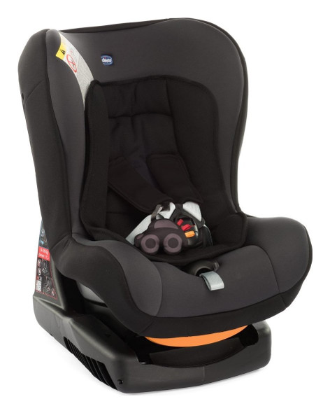 CHICCO COSMOS CAR SEAT (JET BLACK)