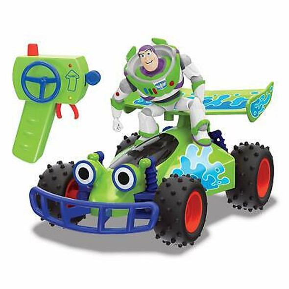 TOY STORY BUGGY WITH BUZZ RC