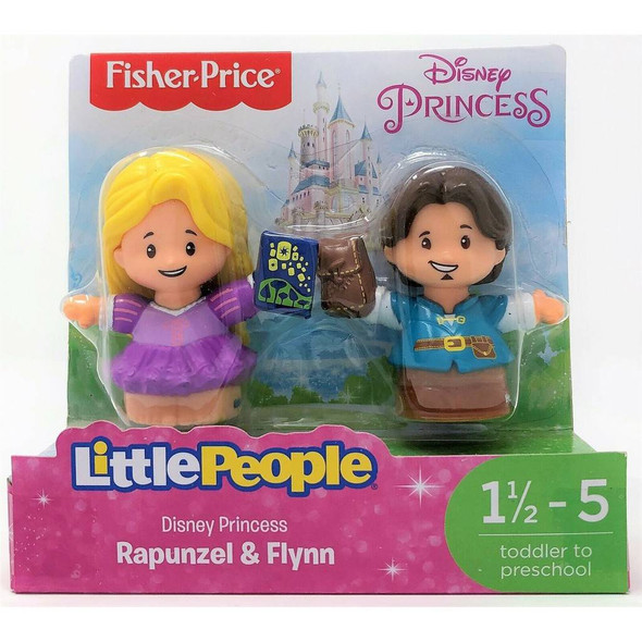 FISHER-PRICE LITTLE PEOPLE DISNEY CHARACTERS 2 PACK (RANDOM ASSORTMENT)