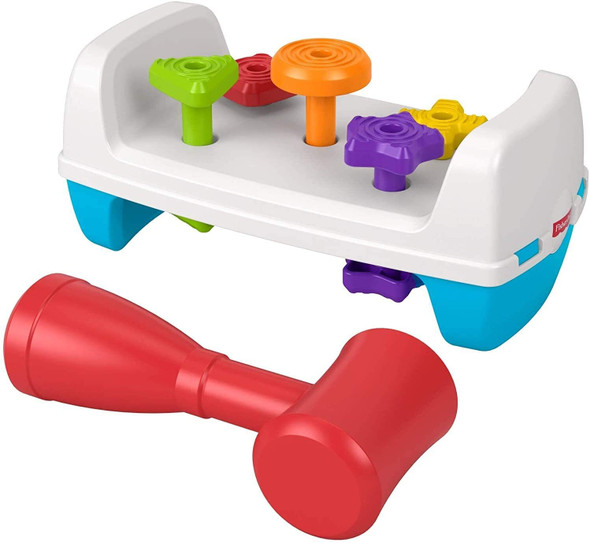 FISHER-PRICE INFANT TAP & TURN BENCH