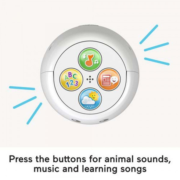 FISHER-PRICE LAUGH & LEARN SMART HUB