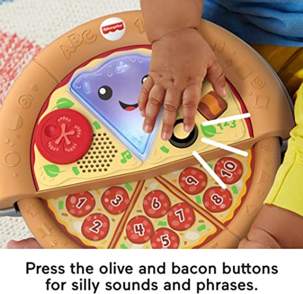 FISHER-PRICE LAUGH & LEARN PIZZA