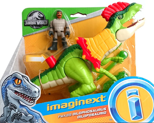 IMX JURASSIC WORLD FEATURE (RANDOM ASSORTMENT)