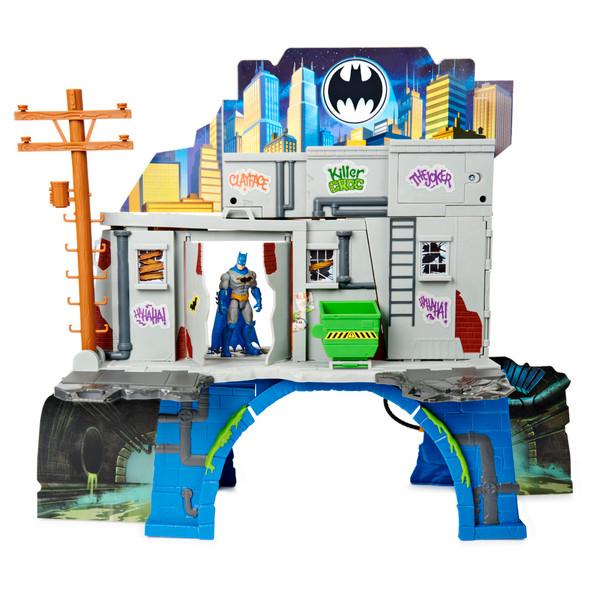 Batman Mission Playset
