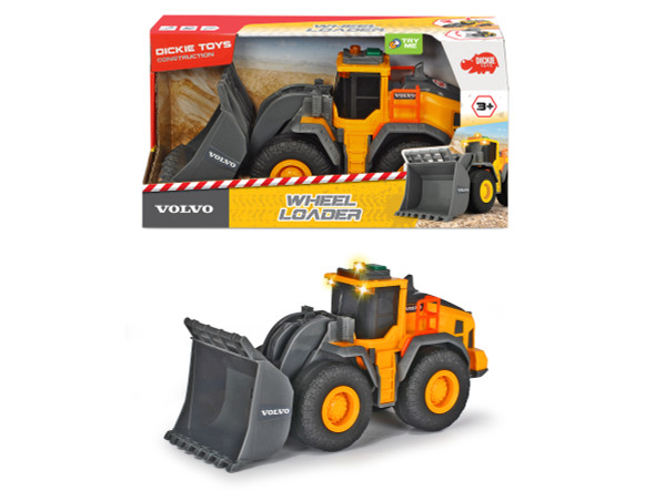 VOLVO WHEEL LOADER 23CM