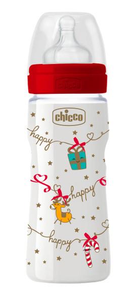 CHICCO FEEDING BOTTLE WB CHRISTMAS 330ML