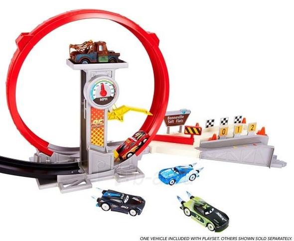 CARS XRS ROCKET RACING TRACKSET
