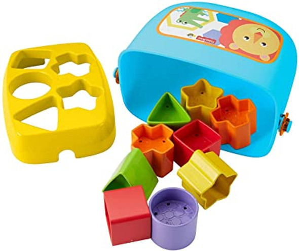 FISHER-PRICE INFANT BABY'S FIRST BLOCKS