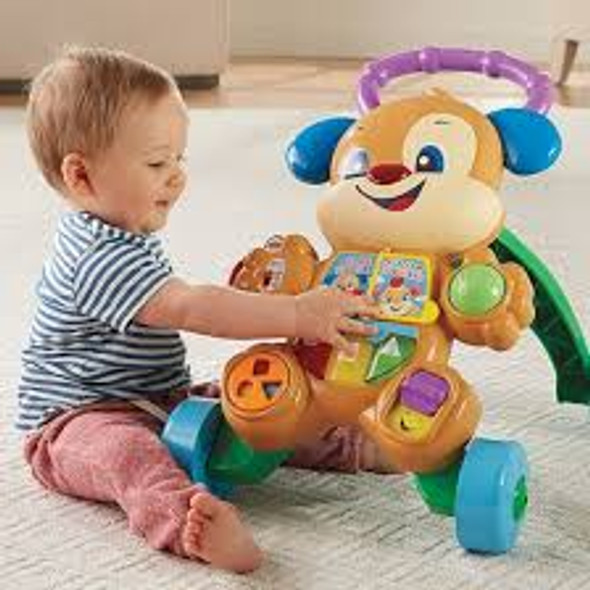 FISHER-PRICE SMART STAGES WALKER