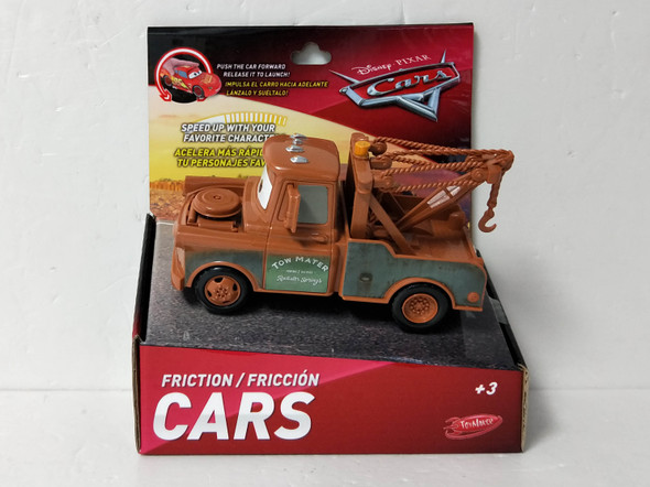 CARS 3 - PULL BACK, 13CM (STYLES MAY VARY)
