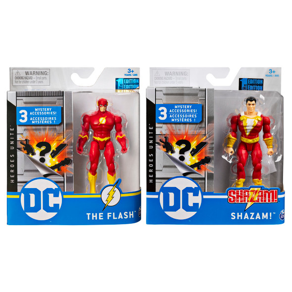 "DC 2 PACK - 4"" FIG V1"