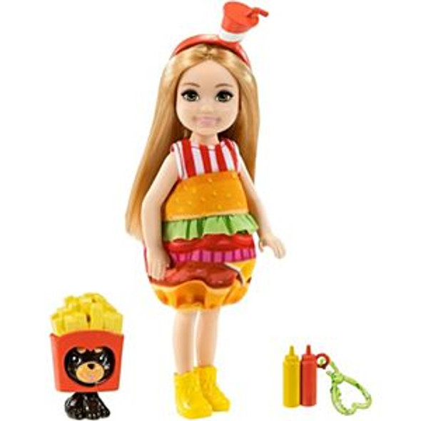 BARBIE CHELSEA COSTUME (RANDOM ASSORTMENT)